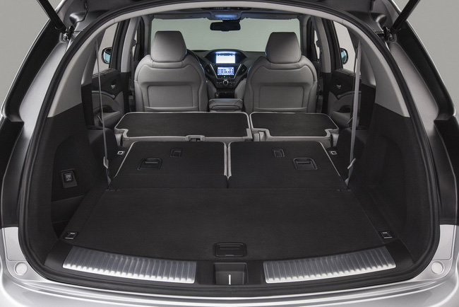 Acura MDX 2014: Tăng kích thước nhưng nhẹ hơn 19