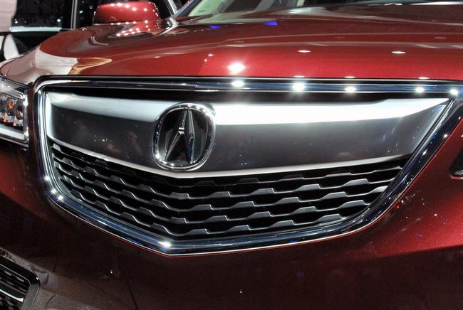 Acura MDX 2014: Tăng kích thước nhưng nhẹ hơn 28