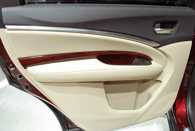 Acura MDX 2014: Tăng kích thước nhưng nhẹ hơn 31
