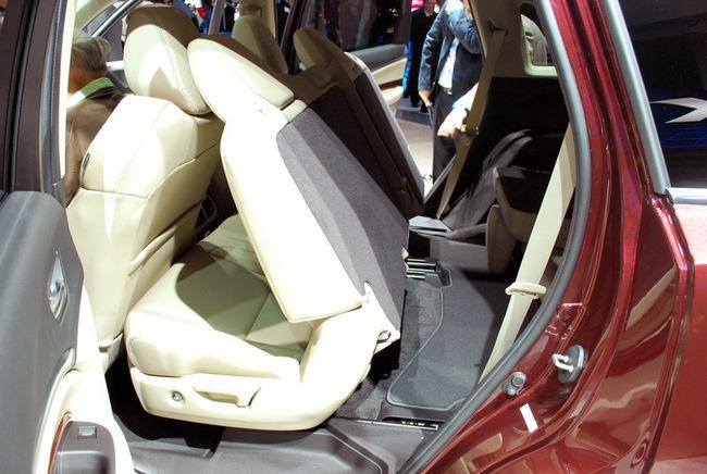 Acura MDX 2014: Tăng kích thước nhưng nhẹ hơn 33