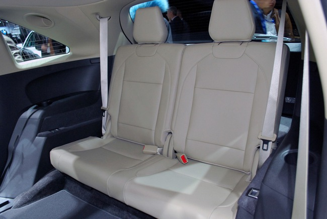 Acura MDX 2014: Tăng kích thước nhưng nhẹ hơn 34
