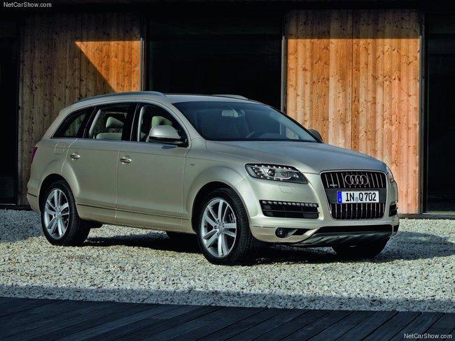 Audi Q7 thế hệ kế tiếp sẽ mở ra ngôn ngữ thiết kế mới 1