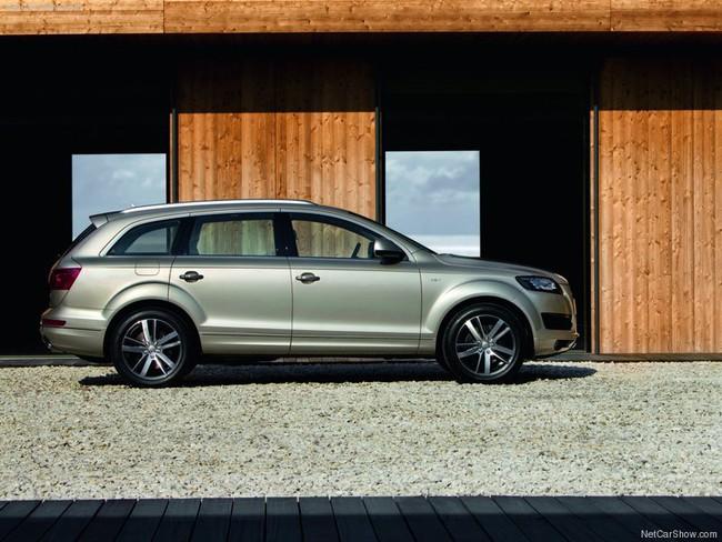 Audi Q7 thế hệ kế tiếp sẽ mở ra ngôn ngữ thiết kế mới 2