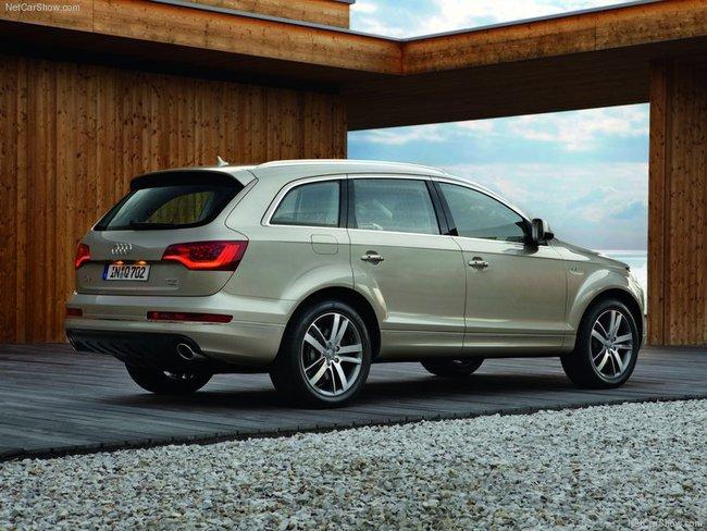 Audi Q7 thế hệ kế tiếp sẽ mở ra ngôn ngữ thiết kế mới 3