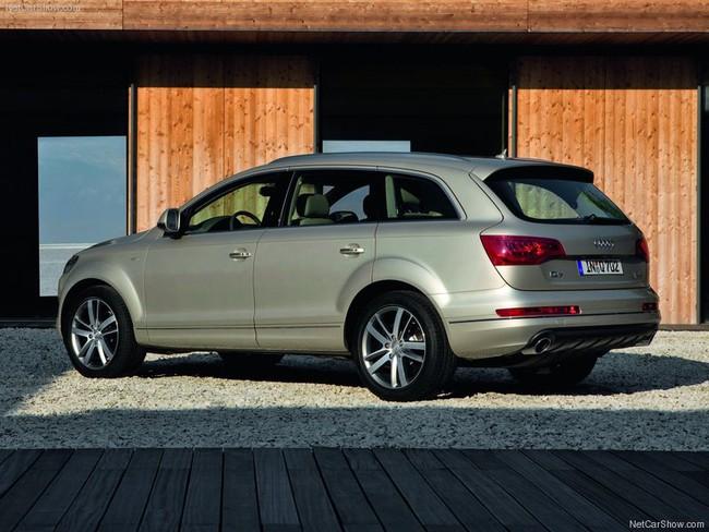 Audi Q7 thế hệ kế tiếp sẽ mở ra ngôn ngữ thiết kế mới 4