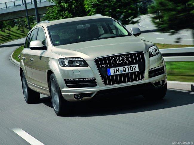 Audi Q7 thế hệ kế tiếp sẽ mở ra ngôn ngữ thiết kế mới 5