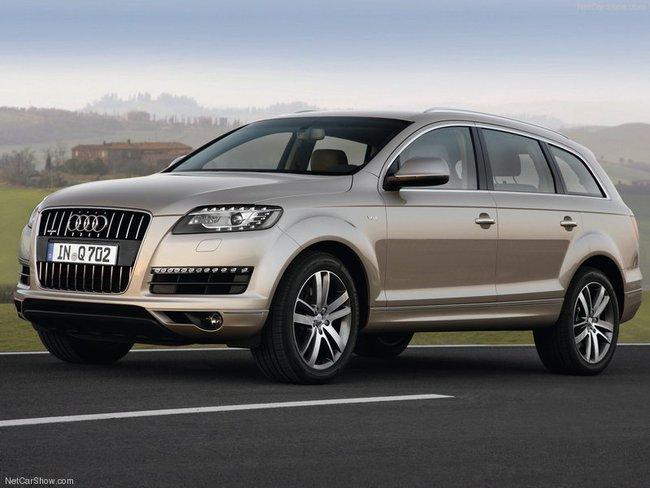 Audi Q7 thế hệ kế tiếp sẽ mở ra ngôn ngữ thiết kế mới 6