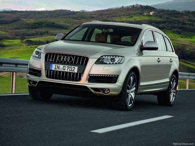Audi Q7 thế hệ kế tiếp sẽ mở ra ngôn ngữ thiết kế mới 7