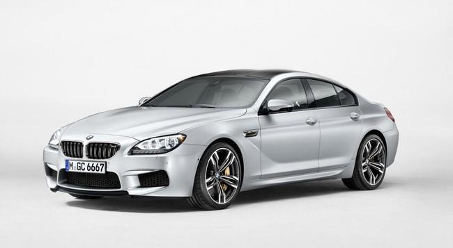 Chi tiết mới dòng xe BMW 6-Series 1