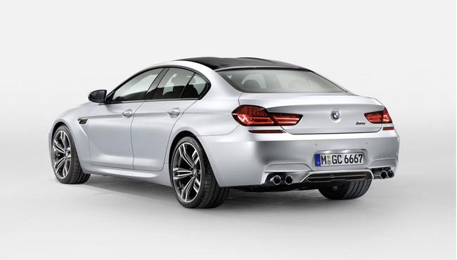 Chi tiết mới dòng xe BMW 6-Series 2