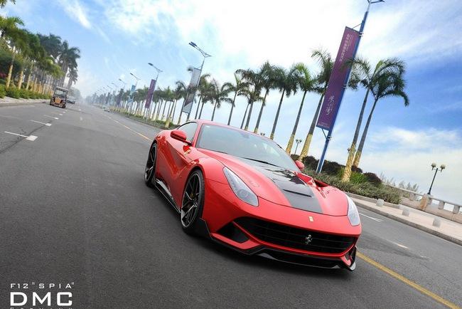 DMC giới thiệu xế độ Ferrari F12 Berlinetta 2