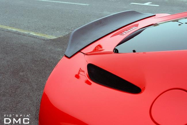 DMC giới thiệu xế độ Ferrari F12 Berlinetta 9