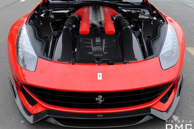 DMC giới thiệu xế độ Ferrari F12 Berlinetta 10