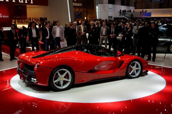 Pirelli phát triển lốp đặc biệt cho LaFerrari 7