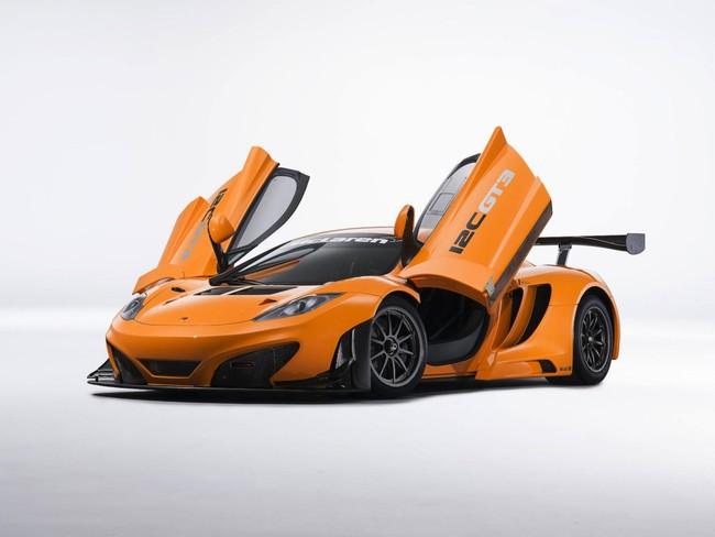 """McLaren 12C GT3 sẵn sàng chuyển đến Mỹ """"thi đấu"""" 1"""