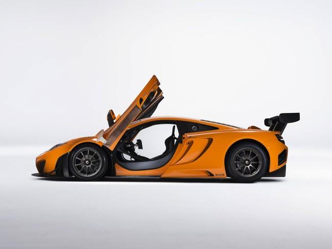 """McLaren 12C GT3 sẵn sàng chuyển đến Mỹ """"thi đấu"""" 2"""