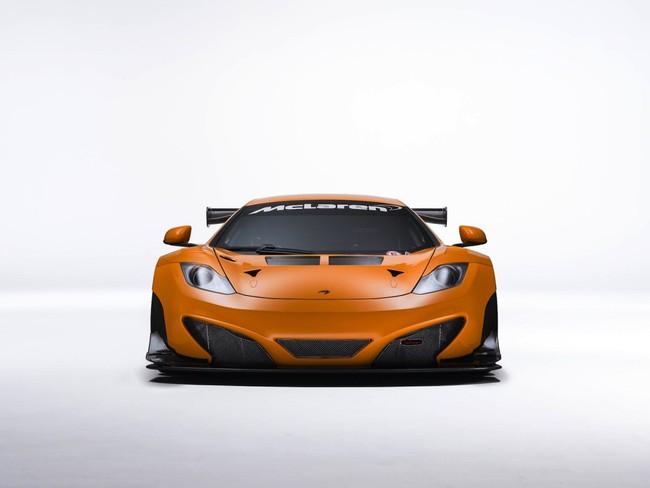 """McLaren 12C GT3 sẵn sàng chuyển đến Mỹ """"thi đấu"""" 3"""