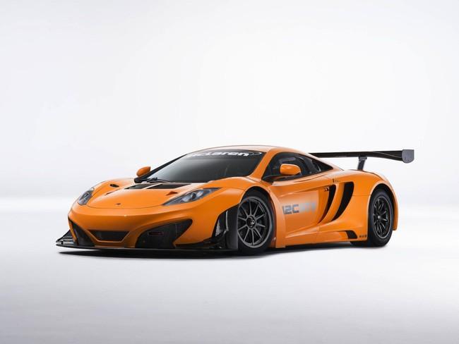 """McLaren 12C GT3 sẵn sàng chuyển đến Mỹ """"thi đấu"""" 4"""