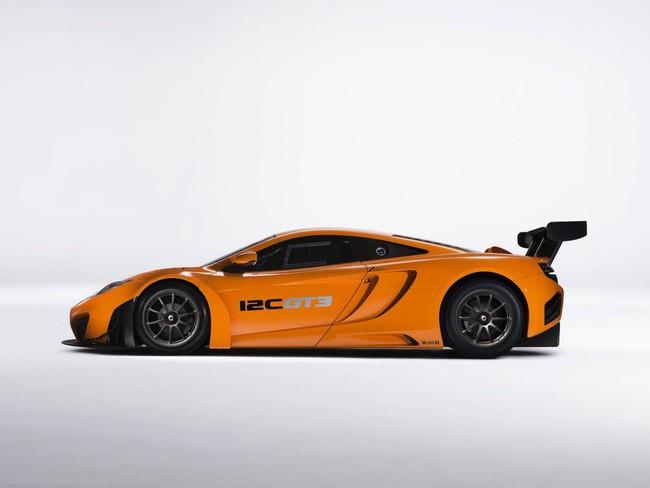 """McLaren 12C GT3 sẵn sàng chuyển đến Mỹ """"thi đấu"""" 5"""