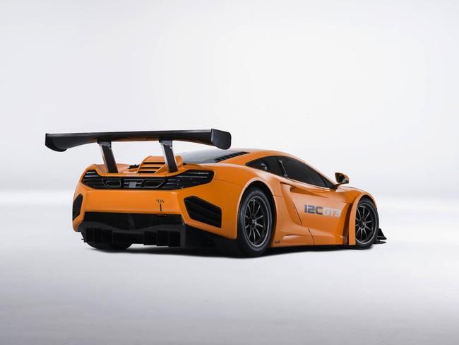 """McLaren 12C GT3 sẵn sàng chuyển đến Mỹ """"thi đấu"""" 6"""