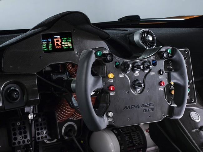 """McLaren 12C GT3 sẵn sàng chuyển đến Mỹ """"thi đấu"""" 7"""