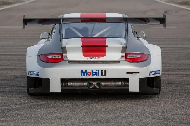Porsche 911 GT3 R: Lần cuối cho Porsche 997 2