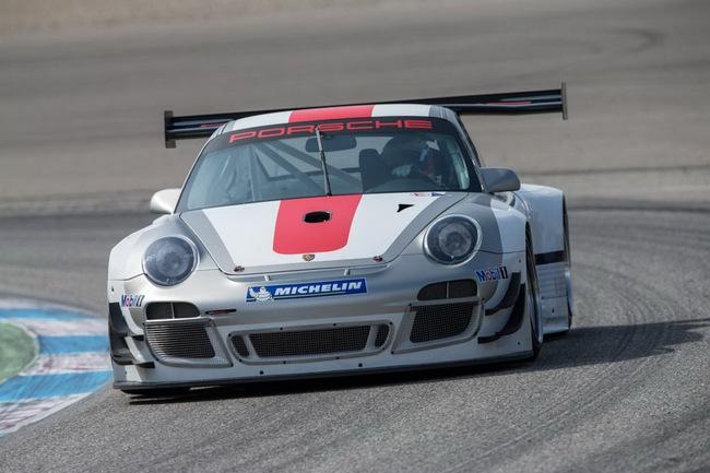 Porsche 911 GT3 R: Lần cuối cho Porsche 997 3