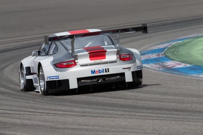 Porsche 911 GT3 R: Lần cuối cho Porsche 997 6