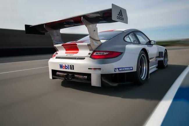 Porsche 911 GT3 R: Lần cuối cho Porsche 997 7