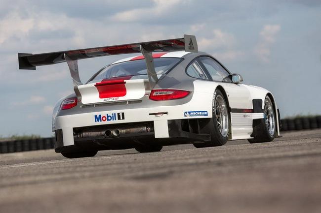 Porsche 911 GT3 R: Lần cuối cho Porsche 997 9