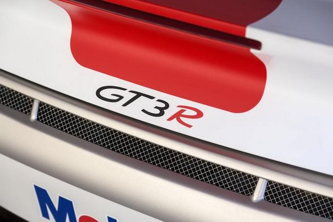 Porsche 911 GT3 R: Lần cuối cho Porsche 997 12