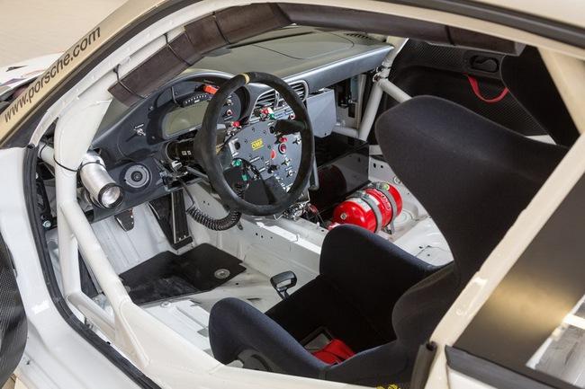 Porsche 911 GT3 R: Lần cuối cho Porsche 997 13