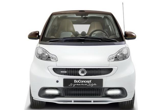 Smart và Hyundai đồng loạt tiết lộ thiết kế mới trước thềm Geneva 2013 1
