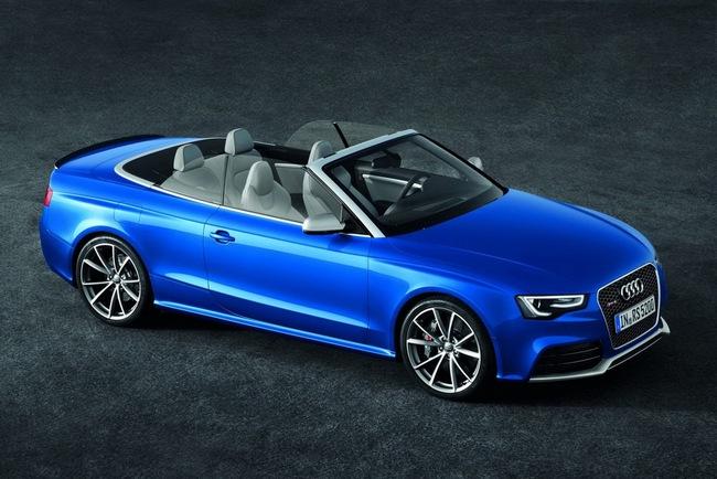 Sẽ có bốn biến thể Audi RS trình làng trong năm nay 11