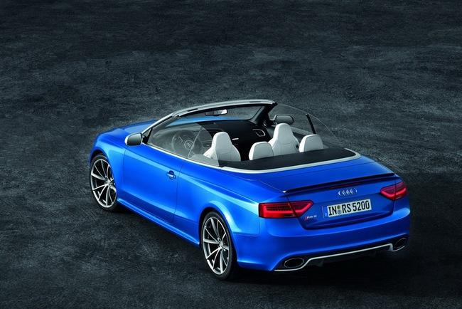 Sẽ có bốn biến thể Audi RS trình làng trong năm nay 12