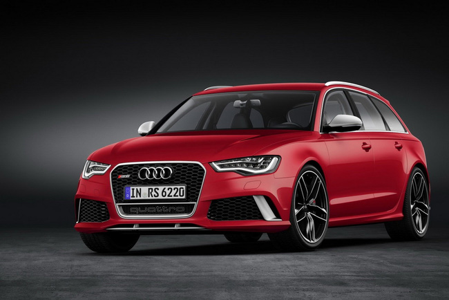 Sẽ có bốn biến thể Audi RS trình làng trong năm nay 1