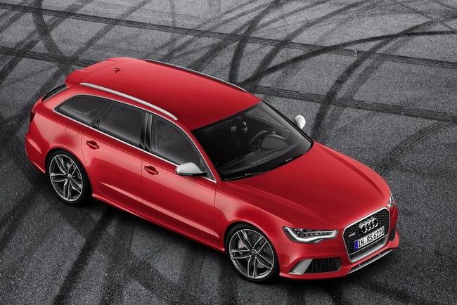 Sẽ có bốn biến thể Audi RS trình làng trong năm nay 4