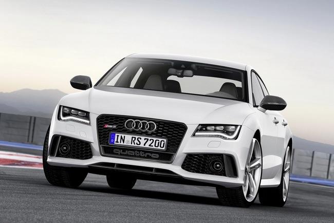 Sẽ có bốn biến thể Audi RS trình làng trong năm nay 6