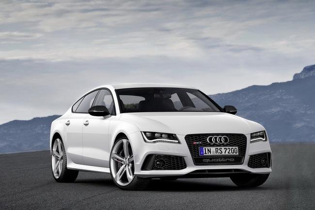 Sẽ có bốn biến thể Audi RS trình làng trong năm nay 7