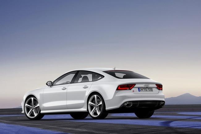 Sẽ có bốn biến thể Audi RS trình làng trong năm nay 8