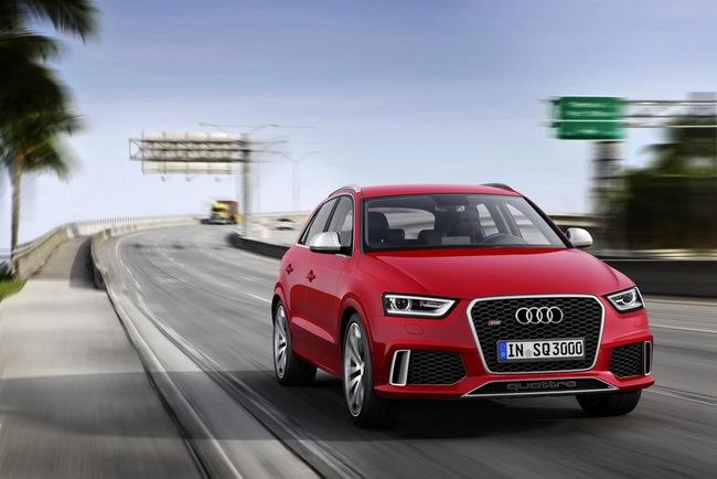 Sẽ có bốn biến thể Audi RS trình làng trong năm nay 16