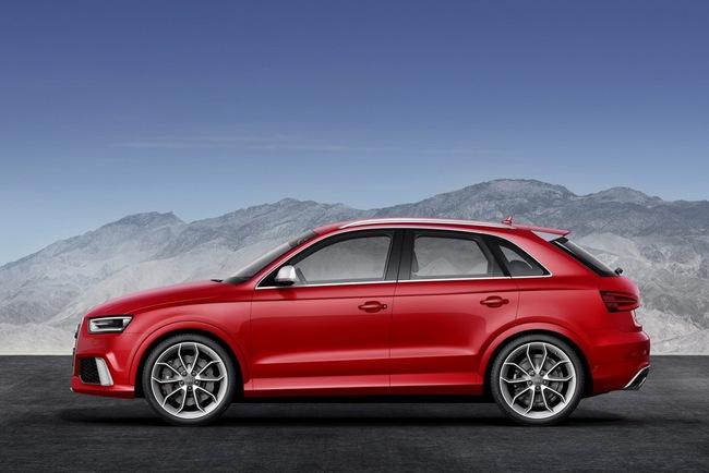 Sẽ có bốn biến thể Audi RS trình làng trong năm nay 17
