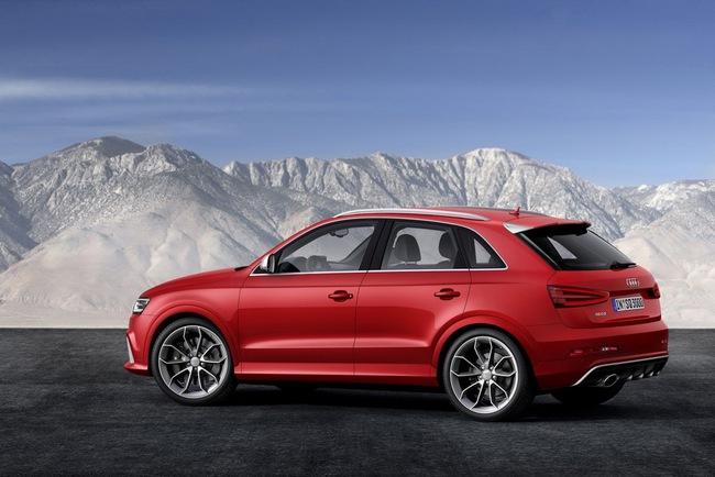 Sẽ có bốn biến thể Audi RS trình làng trong năm nay 18