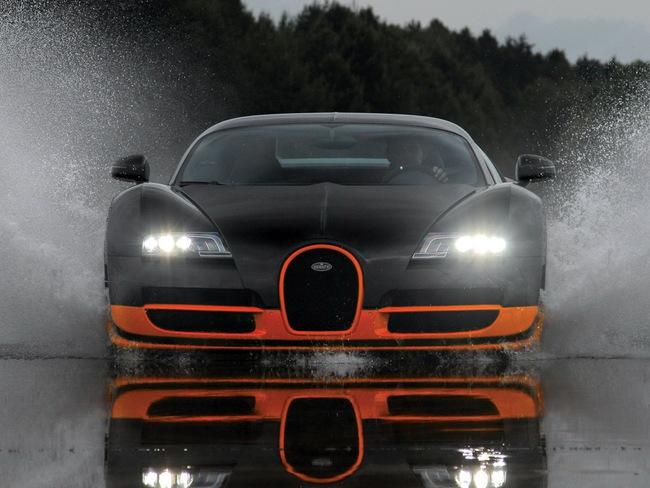 """Bị tước danh hiệu """"Ông hoàng tốc độ"""", Bugatti hé lộ """"Ông hoàng"""" mới 2"""