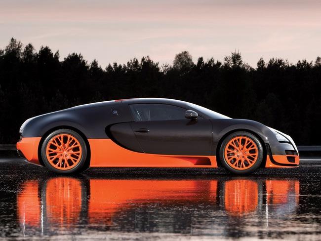 """Bị tước danh hiệu """"Ông hoàng tốc độ"""", Bugatti hé lộ """"Ông hoàng"""" mới 4"""
