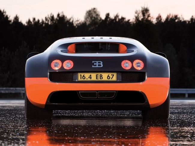 """Bị tước danh hiệu """"Ông hoàng tốc độ"""", Bugatti hé lộ """"Ông hoàng"""" mới 5"""