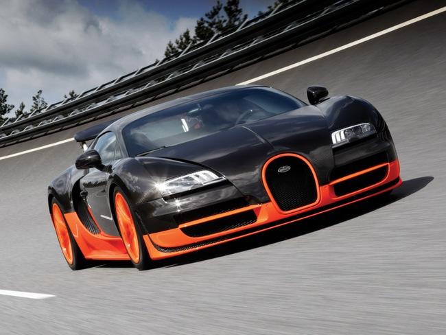 """Bị tước danh hiệu """"Ông hoàng tốc độ"""", Bugatti hé lộ """"Ông hoàng"""" mới 6"""