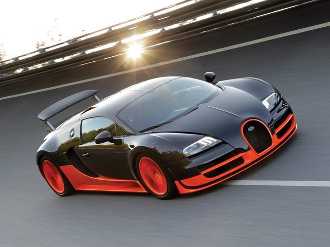 """Bị tước danh hiệu """"Ông hoàng tốc độ"""", Bugatti hé lộ """"Ông hoàng"""" mới 7"""