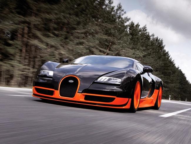"""Bị tước danh hiệu """"Ông hoàng tốc độ"""", Bugatti hé lộ """"Ông hoàng"""" mới 8"""
