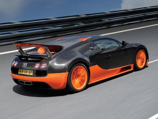 """Bị tước danh hiệu """"Ông hoàng tốc độ"""", Bugatti hé lộ """"Ông hoàng"""" mới 9"""